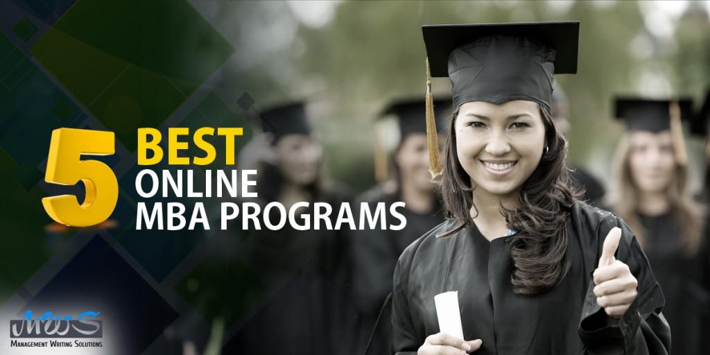 5 Best Online MBA Programs