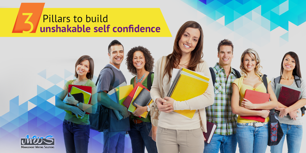 3 Pillars To Build Unshakable Self Confidence