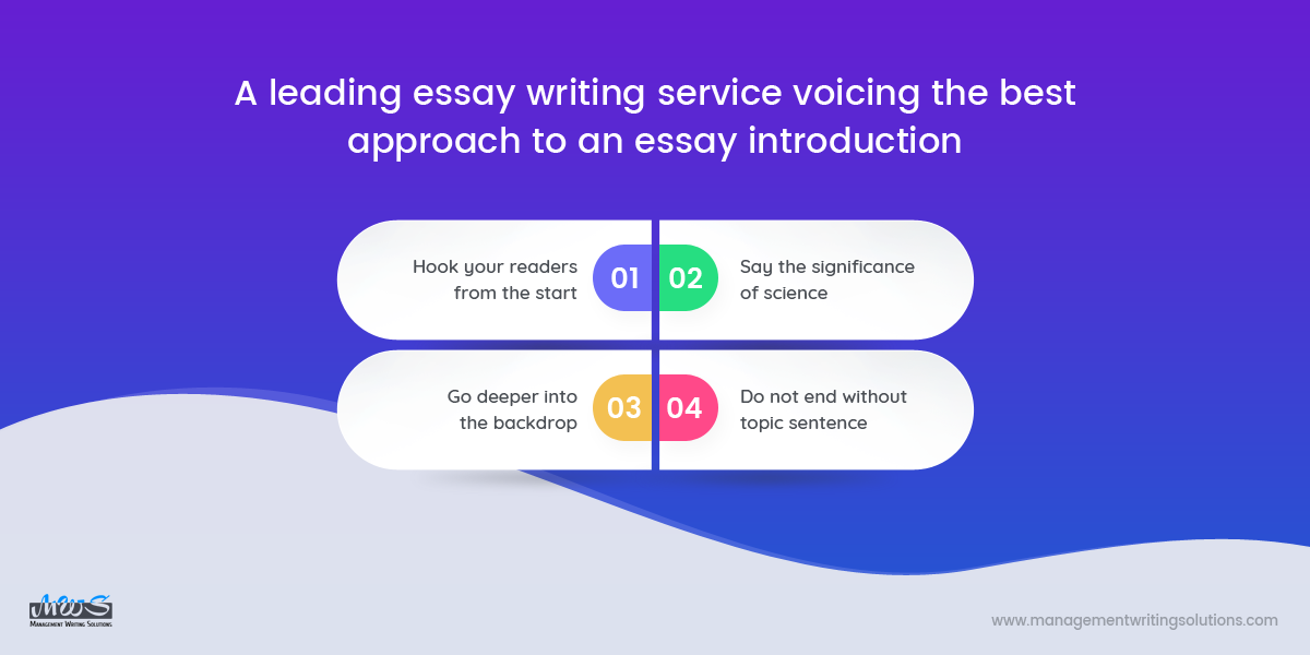 Best eassy writing service